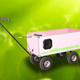 Bollerwagen Pinky